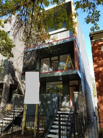 2016 W Crystal Street #1, Chicago, IL 60622 (MLS #09781921) :: Property Consultants Realty