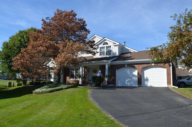 1631 Glengarry Court, Algonquin, IL 60102 (MLS #09781935) :: Lewke Partners