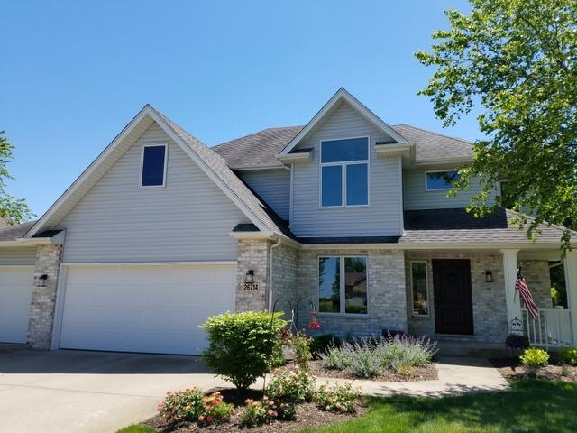26714 S Kimberly Lane, Channahon, IL 60410 (MLS #09781975) :: The Wexler Group at Keller Williams Preferred Realty