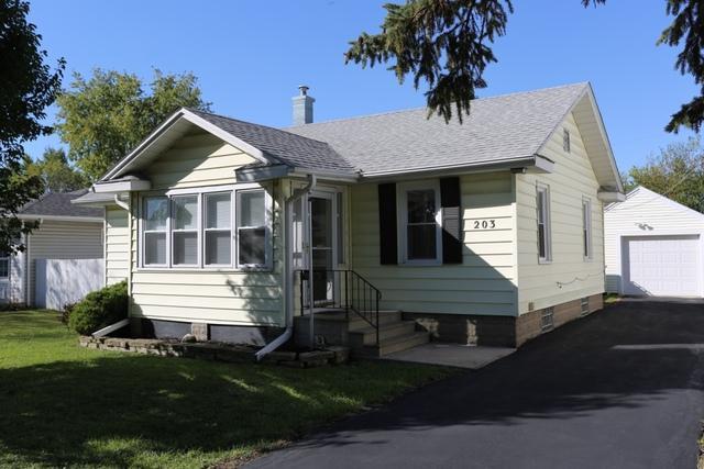 203 Morris Street, Joliet, IL 60436 (MLS #09782052) :: The Wexler Group at Keller Williams Preferred Realty