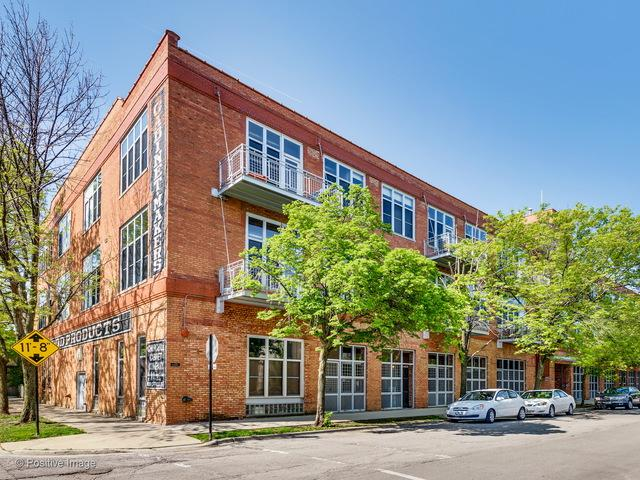 2111 W Churchill Street #101, Chicago, IL 60647 (MLS #09782236) :: Property Consultants Realty