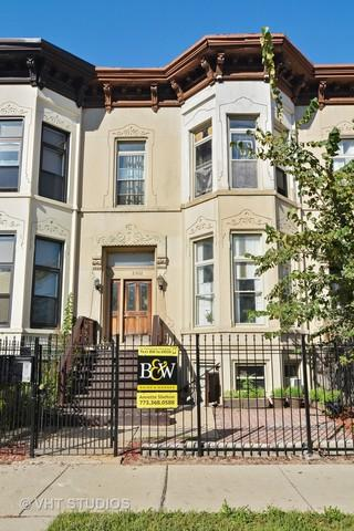 2302 W Monroe Avenue W, Chicago, IL 60612 (MLS #09782361) :: Property Consultants Realty