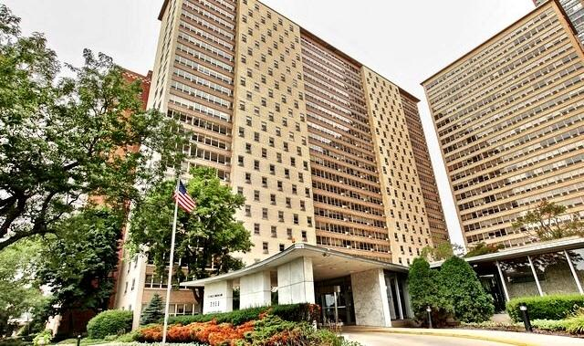 3950 N Lake Shore Drive N #1417, Chicago, IL 60613 (MLS #09782605) :: Property Consultants Realty