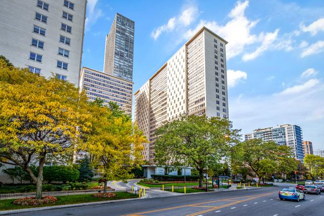 3950 N Lake Shore Drive #1310, Chicago, IL 60613 (MLS #09782672) :: Property Consultants Realty