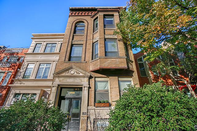 1702 N Dayton Street #3, Chicago, IL 60614 (MLS #09782743) :: Property Consultants Realty