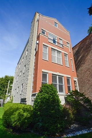 2146 W Crystal Street #1, Chicago, IL 60622 (MLS #09782821) :: Property Consultants Realty