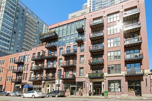 300 W Grand Avenue #405, Chicago, IL 60654 (MLS #09782883) :: Property Consultants Realty