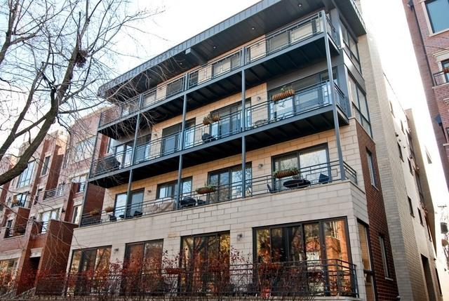 2315 W Wabansia Avenue 3SW, Chicago, IL 60647 (MLS #09782987) :: Property Consultants Realty