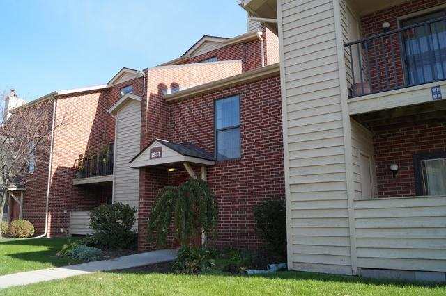 1931 N Hicks Road #211, Palatine, IL 60074 (MLS #09783093) :: The Jacobs Group