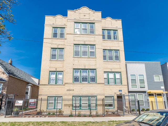 3560 W Palmer Street 2A, Chicago, IL 60647 (MLS #09783173) :: Property Consultants Realty