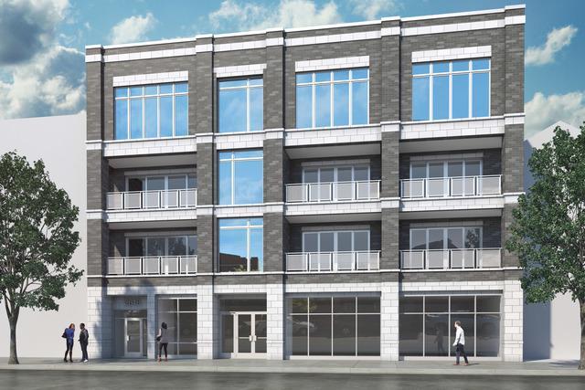 2618 W Fullerton Avenue 4E, Chicago, IL 60647 (MLS #09783177) :: Property Consultants Realty