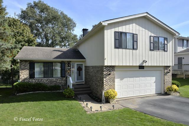 207 Meadow Lane, Oakwood Hills, IL 60013 (MLS #09783712) :: Lewke Partners
