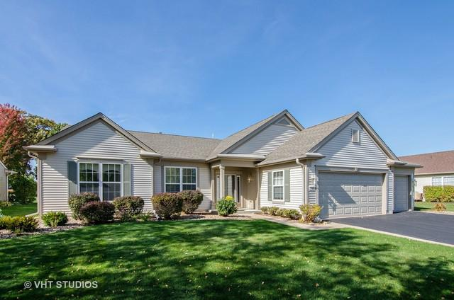 12105 Summer Ridge Lane, Huntley, IL 60142 (MLS #09783778) :: Lewke Partners