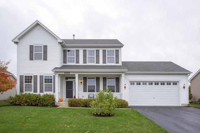 1715 Cashel Lane, Mchenry, IL 60050 (MLS #09784656) :: Helen Oliveri Real Estate