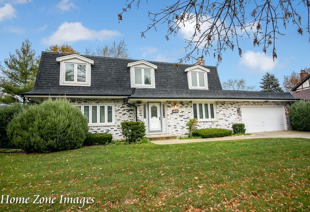 1401 Culpepper Drive, Naperville, IL 60540 (MLS #09785313) :: The Wexler Group at Keller Williams Preferred Realty