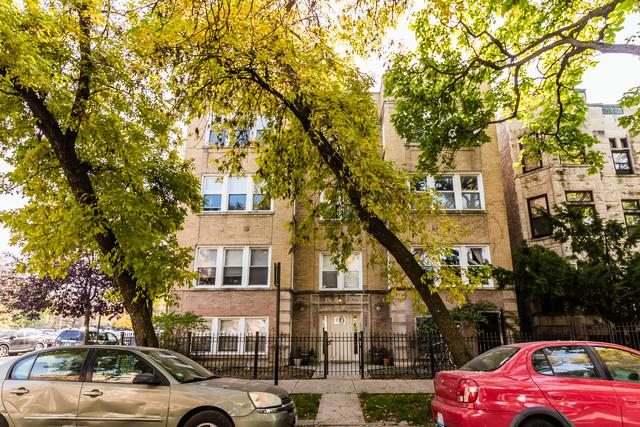 2839 W Palmer Street G, Chicago, IL 60647 (MLS #09785922) :: Domain Realty