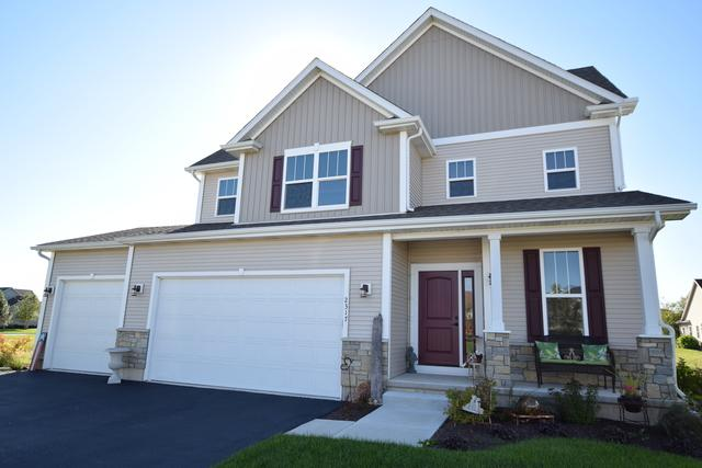 2313 Coventry Circle, Sycamore, IL 60178 (MLS #09786070) :: The Dena Furlow Team - Keller Williams Realty