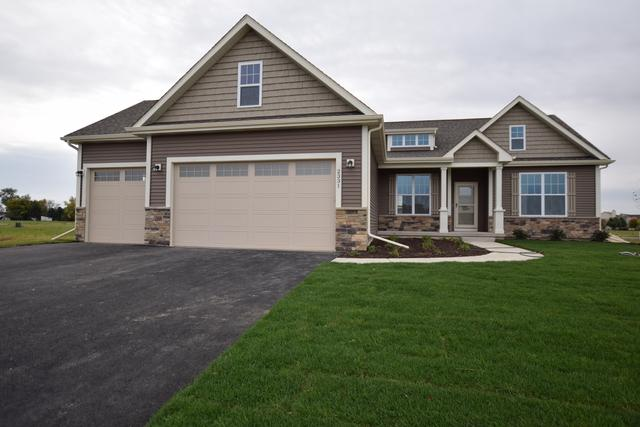 Lot 127 Coventry Circle, Sycamore, IL 60178 (MLS #09786107) :: The Dena Furlow Team - Keller Williams Realty