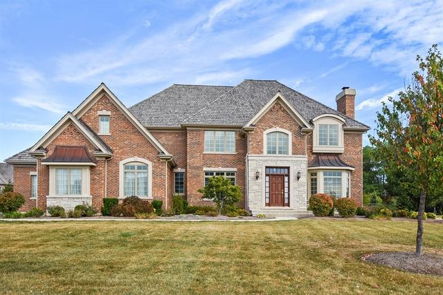 21070 W Summerfield Court, Kildeer, IL 60047 (MLS #09786780) :: Helen Oliveri Real Estate