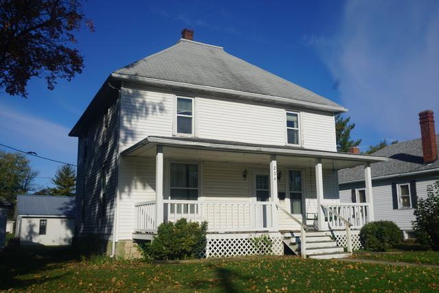 234 N American Street, Paxton, IL 60957 (MLS #09788865) :: The Ryan Dallas Team