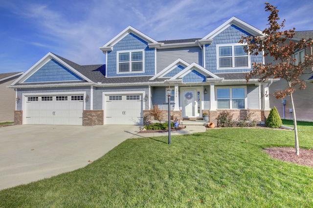 1304 Ridge Creek Road, Savoy, IL 61874 (MLS #09789227) :: Littlefield Group