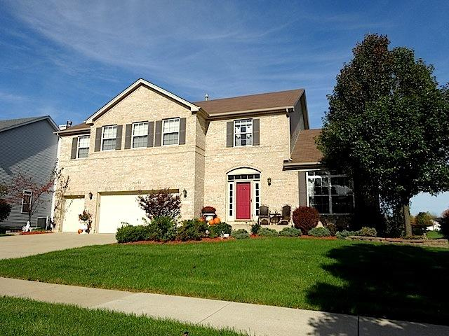 26150 W Ravine Woods Drive, Channahon, IL 60410 (MLS #09790383) :: The Wexler Group at Keller Williams Preferred Realty