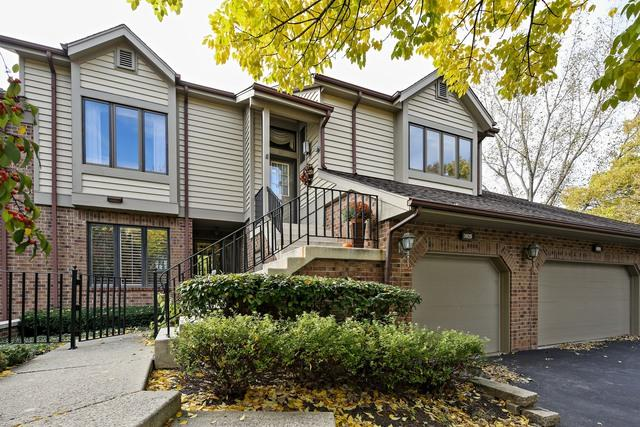 1031 Mistwood Lane #1031, Downers Grove, IL 60515 (MLS #09791060) :: Ani Real Estate
