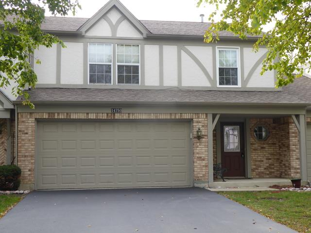 14750 Lakeview Drive, Orland Park, IL 60462 (MLS #09792191) :: The Wexler Group at Keller Williams Preferred Realty