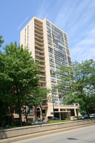 1540 N Lasalle Drive #1102, Chicago, IL 60610 (MLS #09792350) :: Property Consultants Realty