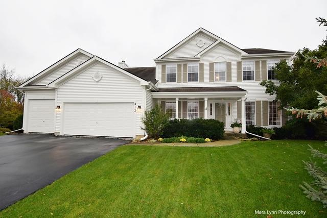 412 Preston Circle, Lindenhurst, IL 60046 (MLS #09793890) :: The Dena Furlow Team - Keller Williams Realty