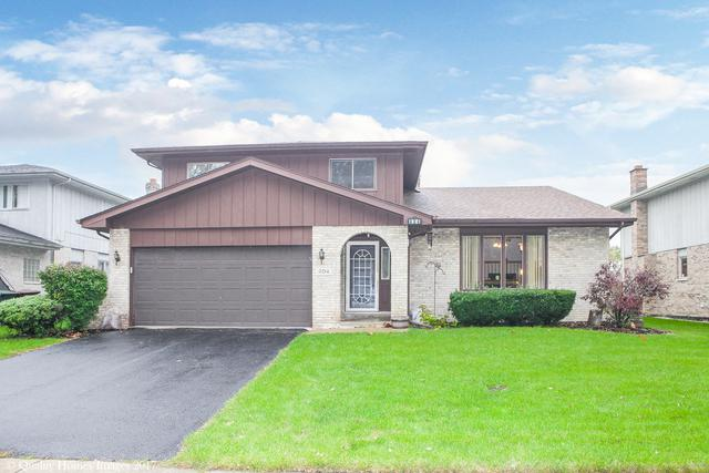 404 N Kenneth Court, Glenwood, IL 60425 (MLS #09794148) :: The Wexler Group at Keller Williams Preferred Realty