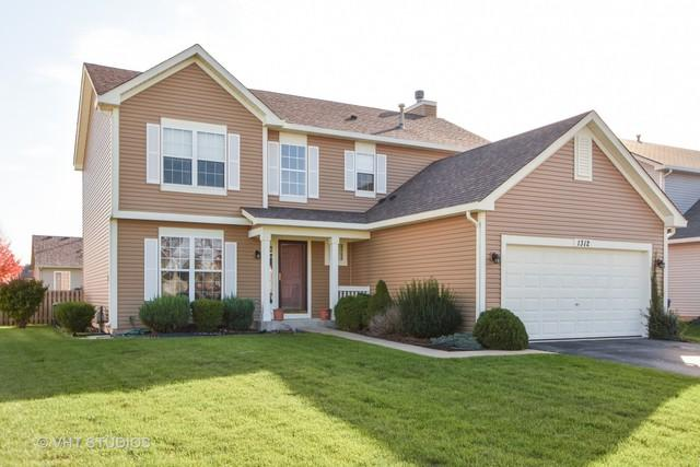 1312 Sommer Lane, Minooka, IL 60447 (MLS #09794539) :: Angie Faron with RE/MAX Ultimate Professionals
