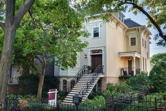 1356 N Hoyne Avenue, Chicago, IL 60622 (MLS #09794984) :: Property Consultants Realty