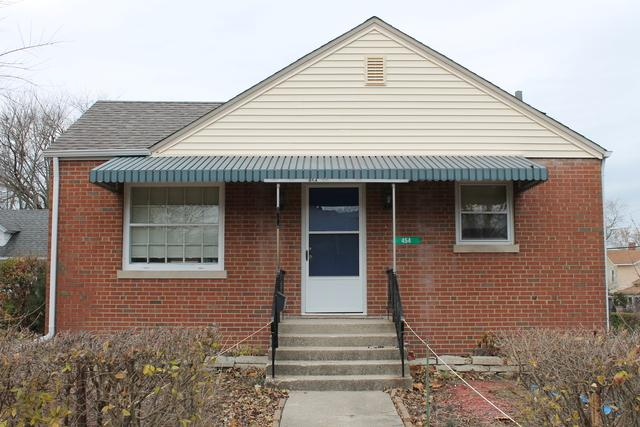 454 N View Street, Aurora, IL 60506 (MLS #09795398) :: Angie Faron with RE/MAX Ultimate Professionals
