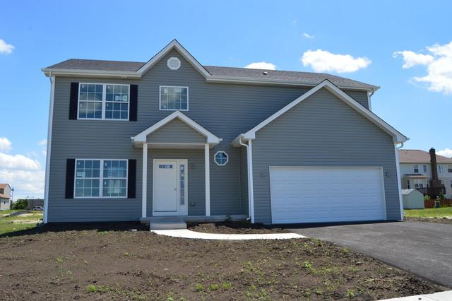 Lot 2 Camellia Avenue, Aurora, IL 60505 (MLS #09795831) :: Lewke Partners
