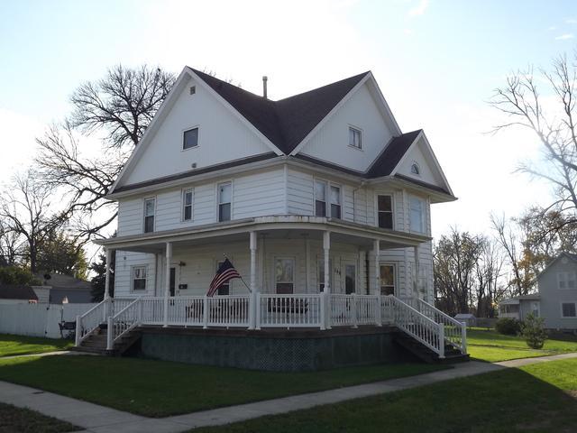 206 Dorion Street, Beaverville, IL 60912 (MLS #09796691) :: Domain Realty