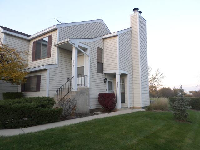 967 Brunswick Circle #0, Schaumburg, IL 60193 (MLS #09796810) :: Baz Realty Network | Keller Williams Preferred Realty