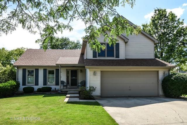 320 Stone Avenue, Lake Zurich, IL 60047 (MLS #09797550) :: Helen Oliveri Real Estate