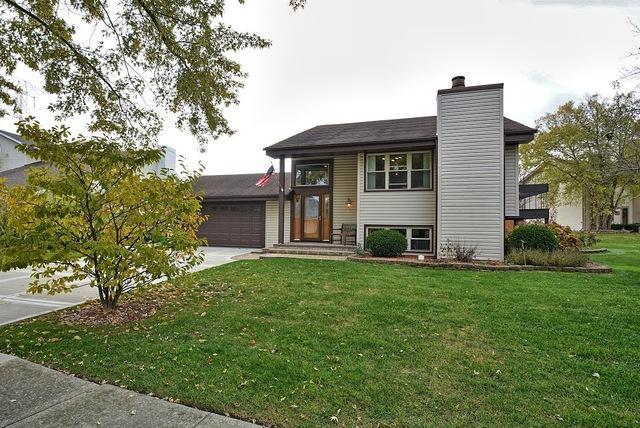 13849 W Stoneoak Way, Homer Glen, IL 60491 (MLS #09798119) :: The Wexler Group at Keller Williams Preferred Realty