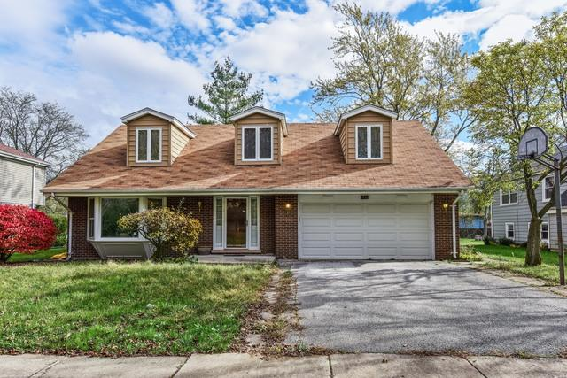 1723 Tina Lane, Flossmoor, IL 60422 (MLS #09798514) :: The Wexler Group at Keller Williams Preferred Realty