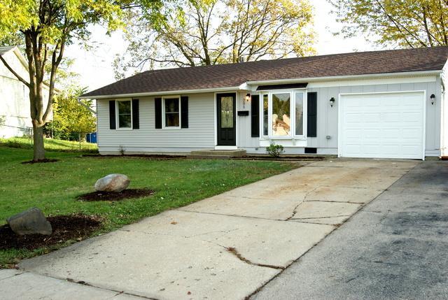 201 Tallman Avenue, Romeoville, IL 60446 (MLS #09798704) :: The Wexler Group at Keller Williams Preferred Realty