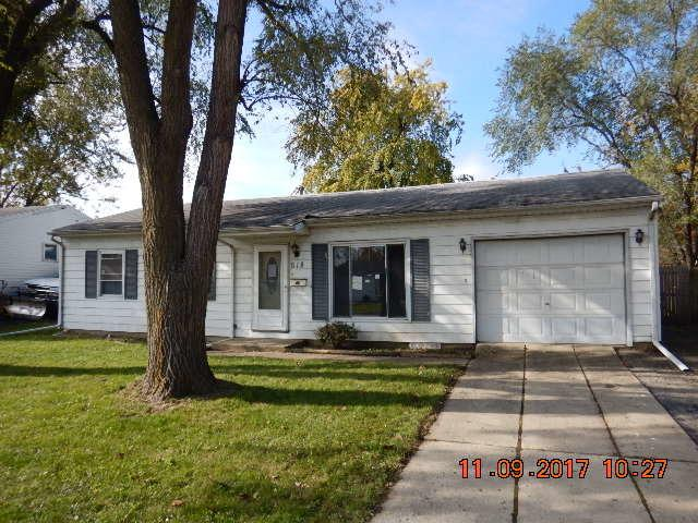 618 Belmont Drive, Romeoville, IL 60446 (MLS #09798865) :: The Wexler Group at Keller Williams Preferred Realty