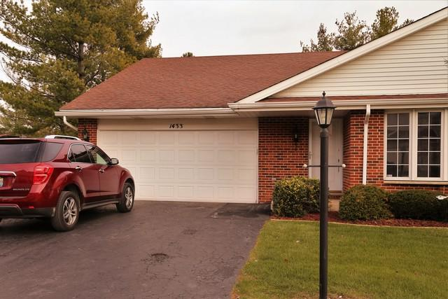 1433 Joyce Drive, Flossmoor, IL 60422 (MLS #09798922) :: The Wexler Group at Keller Williams Preferred Realty