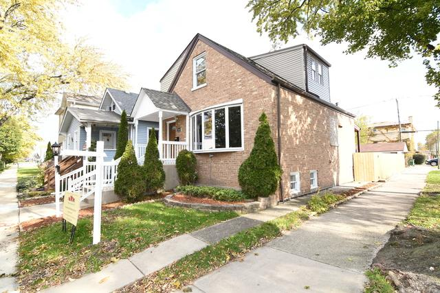 3801 N Oconto Avenue, Chicago, IL 60634 (MLS #09798948) :: Property Consultants Realty