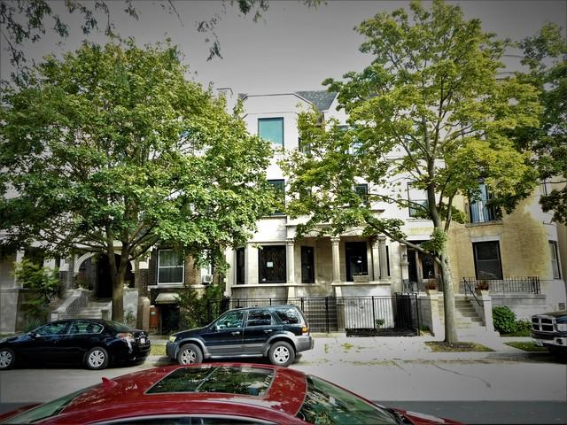4807 S Forrestville Avenue #3, Chicago, IL 60615 (MLS #09799066) :: Property Consultants Realty
