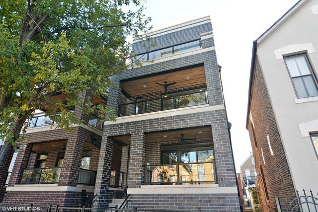 1631 W Pierce Avenue #2, Chicago, IL 60622 (MLS #09799638) :: Property Consultants Realty