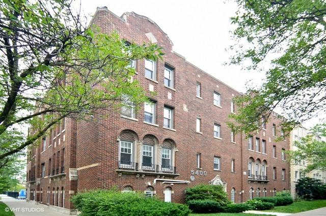 5400 N Campbell Avenue 3B, Chicago, IL 60625 (MLS #09799652) :: Carrington Real Estate Services