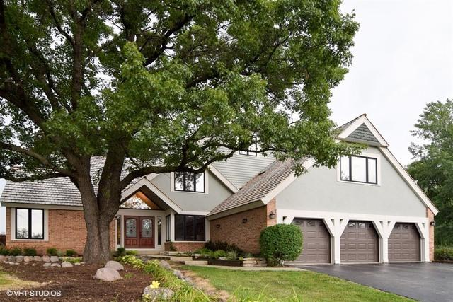 5421 N Tall Oaks Drive, Long Grove, IL 60047 (MLS #09799690) :: The Schwabe Group