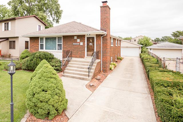 10527 S 83rd Avenue, Palos Hills, IL 60465 (MLS #09799957) :: The Wexler Group at Keller Williams Preferred Realty