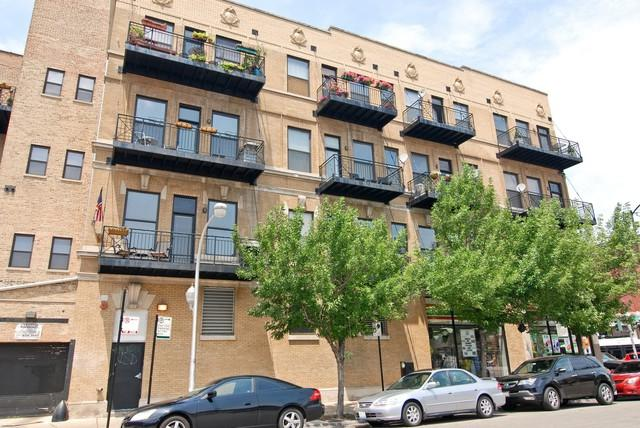 1400 N Milwaukee Avenue #305, Chicago, IL 60622 (MLS #09800058) :: Property Consultants Realty